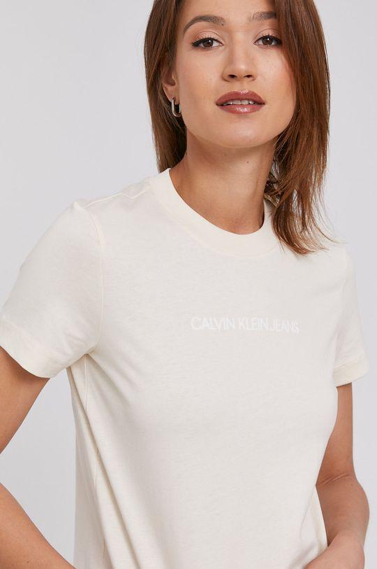 krém Calvin Klein Jeans - T-shirt