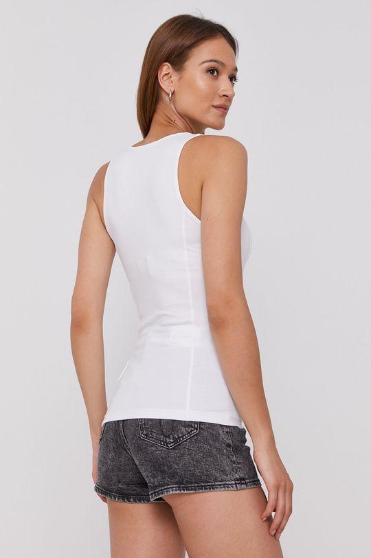 Calvin Klein Jeans - Top 95 % Bawełna, 5 % Elastodien