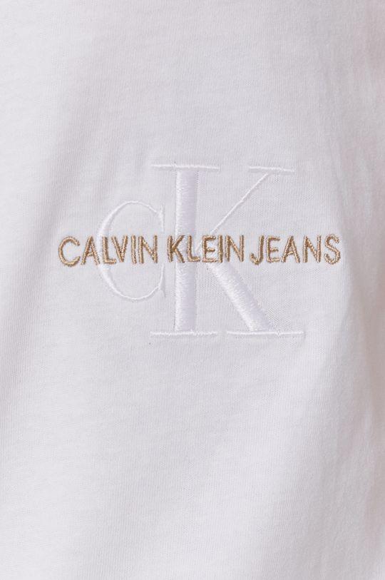 Calvin Klein Jeans - Bavlněné tričko Dámský