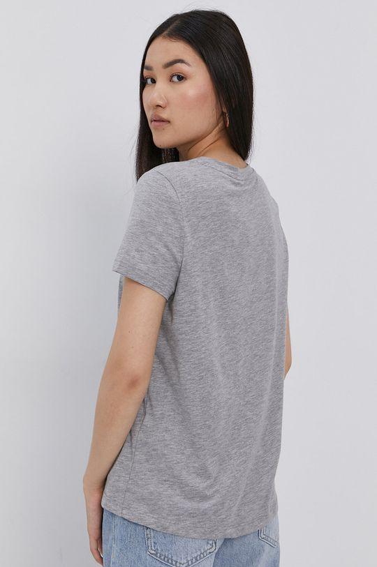 světle šedá Vero Moda - Tričko