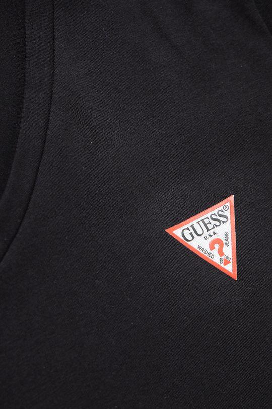 Guess - Tričko <p>  95% Organická bavlna, 5% Elastan</p>