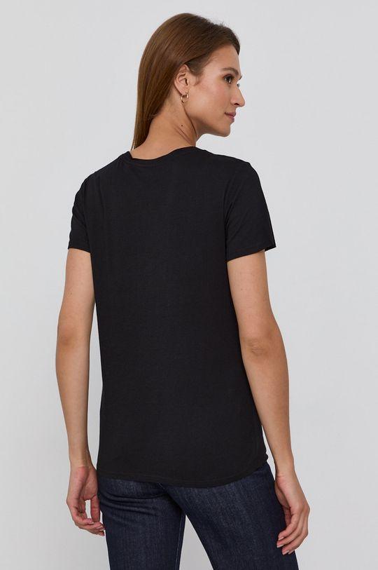 Guess - Tričko  60% Bavlna, 40% Modal