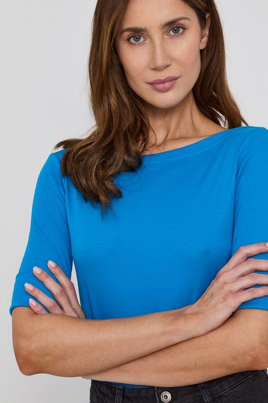 modrá Lauren Ralph Lauren - Tričko Dámský