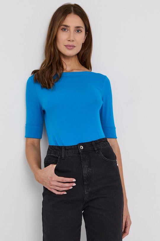 modrá Lauren Ralph Lauren - Tričko