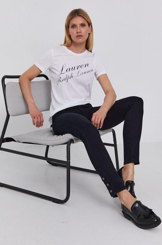 bílá Lauren Ralph Lauren - Tričko