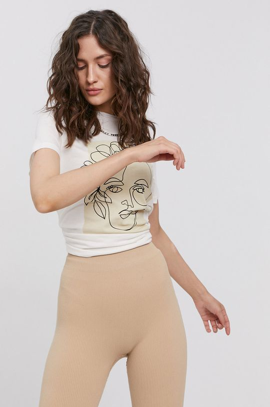 Vero Moda - Tricou din bumbac De femei