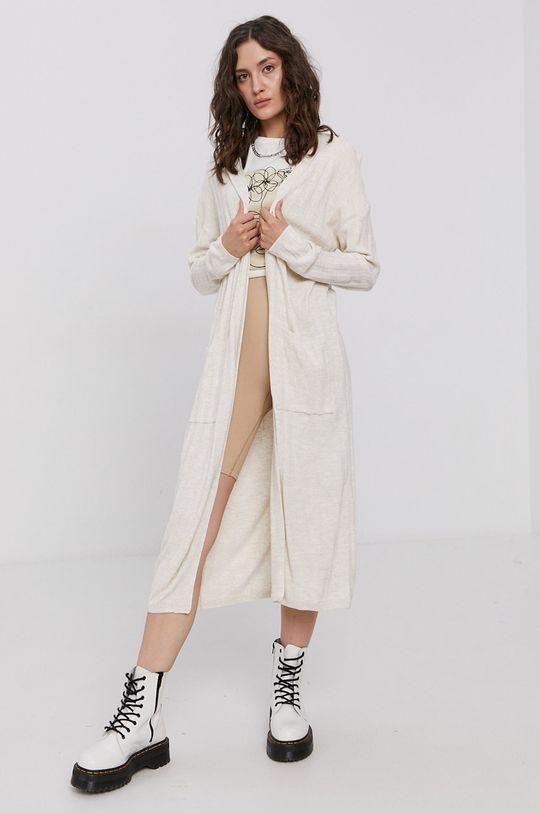 Vero Moda - Tricou din bumbac alb