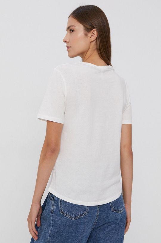 Jacqueline de Yong - T-shirt bawełniany 100 % Bawełna