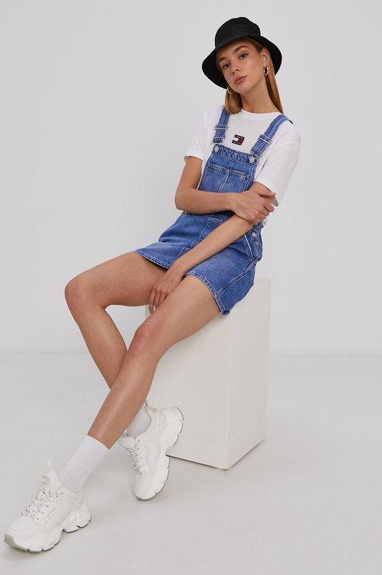 Tommy Jeans - T-shirt biały