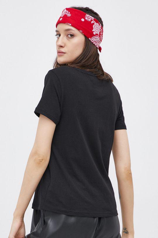 Tommy Jeans - T-shirt bawełniany (2-pack) Damski