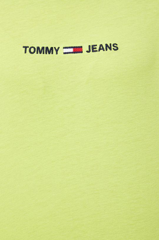 Tommy Jeans - T-shirt bawełniany Damski