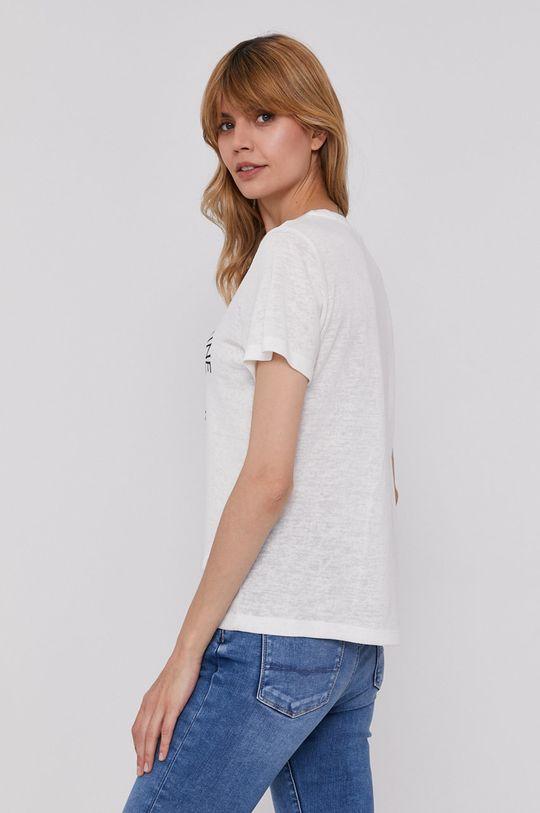 Pepe Jeans - Tričko Astrid  32% Polyester, 68% Viskóza