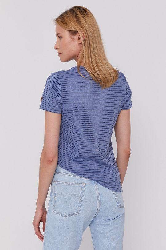 Pepe Jeans - T-shirt Mahsa 50 % Bawełna, 50 % Poliester