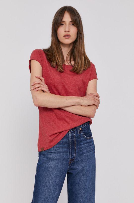 červená Pepe Jeans - Tričko RAGY Dámský