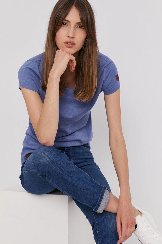fioletowy Pepe Jeans - T-shirt RAGY Damski