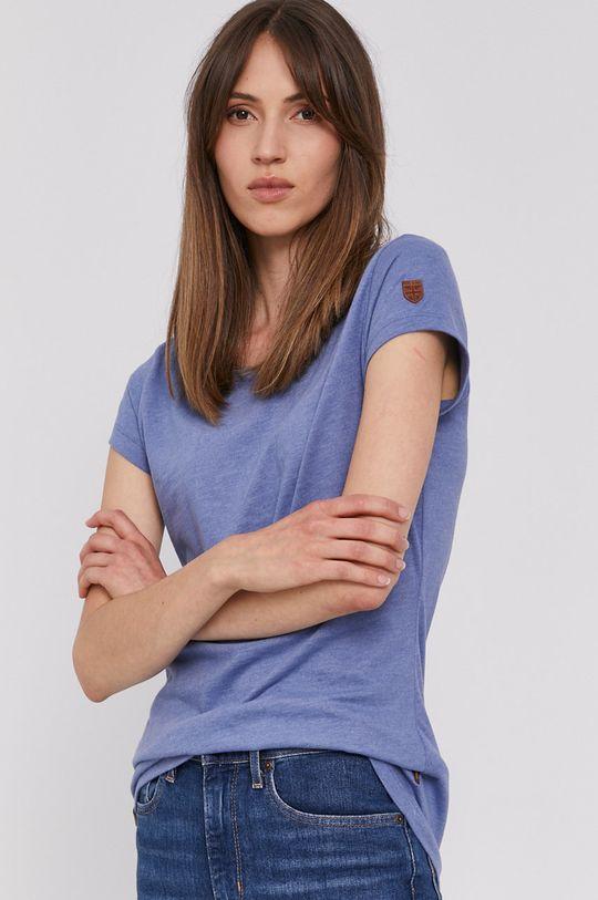 fioletowy Pepe Jeans - T-shirt RAGY