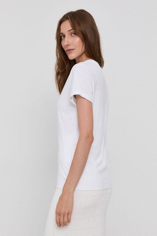 Hugo - T-shirt bawełniany 100 % Bawełna
