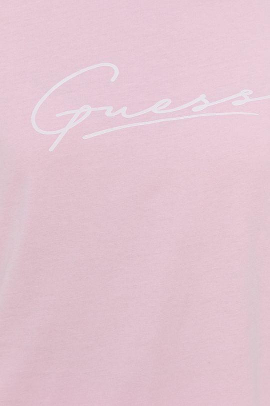 Guess - T-shirt bawełniany Damski