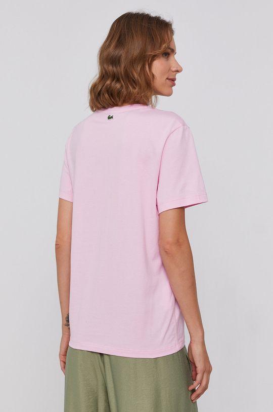 Lacoste - Bavlnené tričko  100% Bavlna