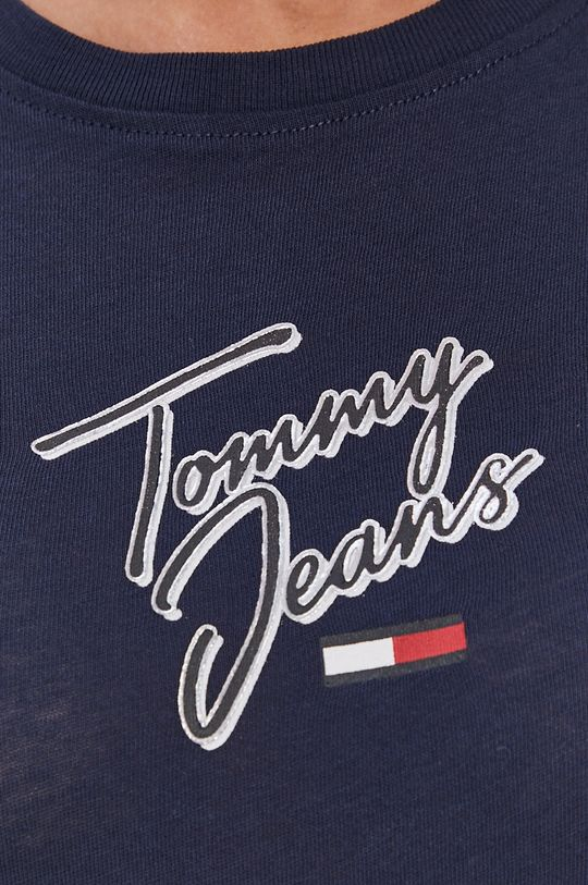 granatowy Tommy Jeans - T-shirt