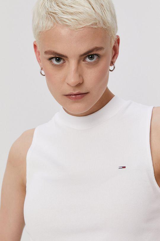 biały Tommy Jeans - Top
