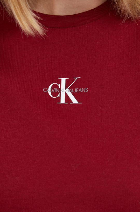 Calvin Klein Jeans - T-shirt bawełniany Damski