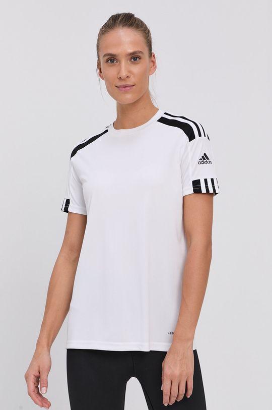 bílá adidas Performance - Tričko Dámský