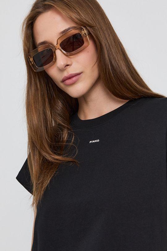 czarny Pinko - T-shirt