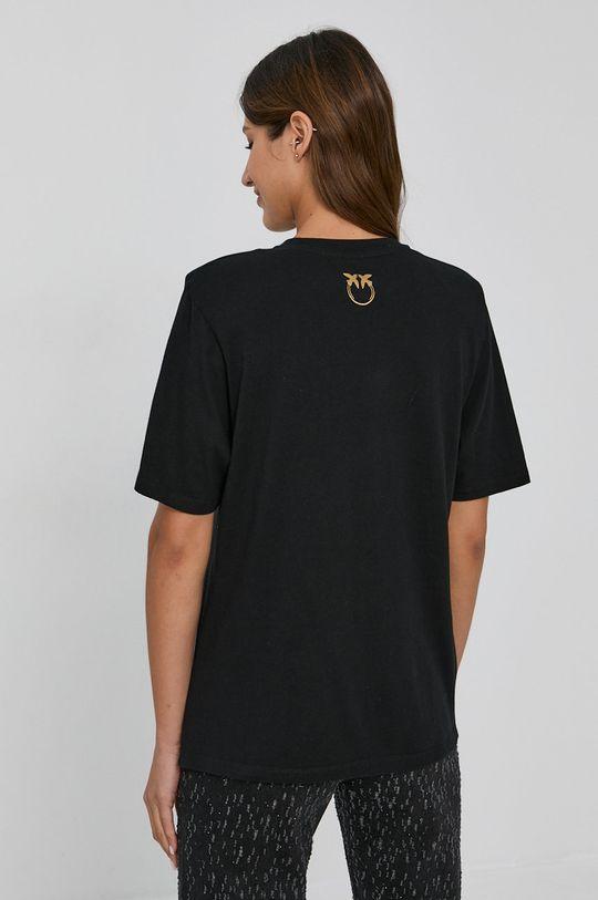Pinko - Tricou din bumbac  100% Bumbac