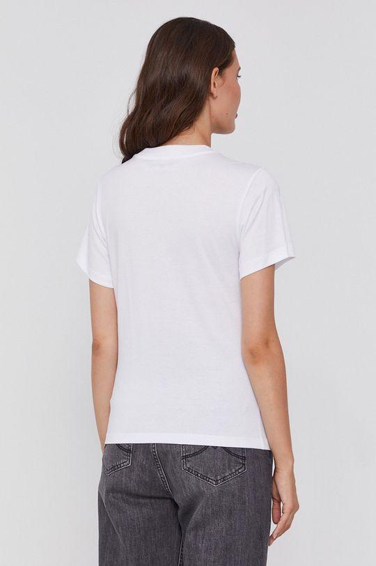 Emporio Armani - T-shirt bawełniany 100 % Bawełna