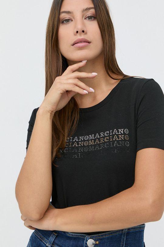 čierna Marciano Guess - Tričko