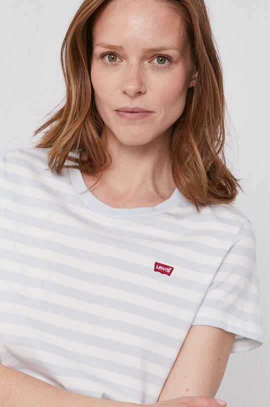 niebieski Levi's - T-shirt