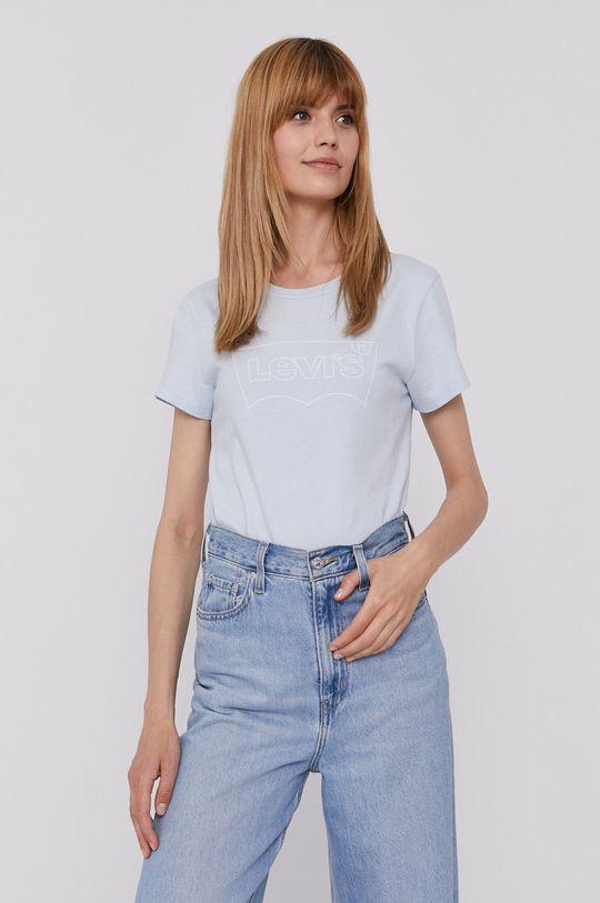 kék Levi's - T-shirt Női