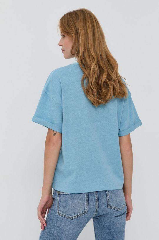 Boss - Bavlnené tričko  Základná látka: 100% Bavlna Úprava : 97% Bavlna, 3% Elastan
