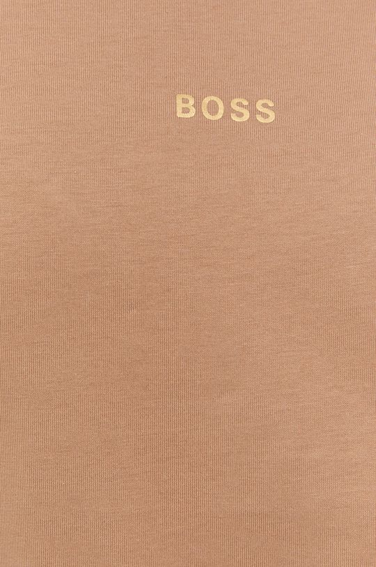 Boss - Bavlnený top Dámsky