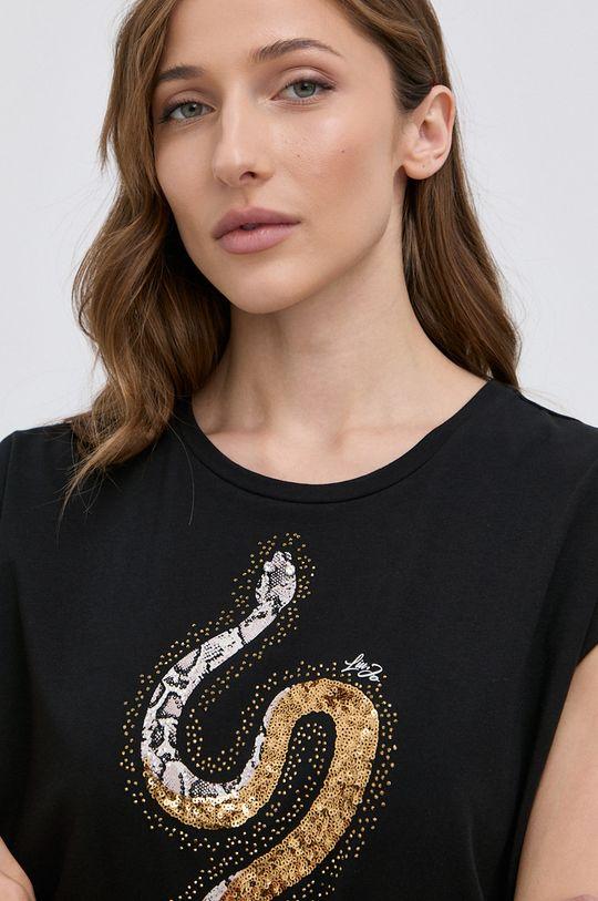 czarny Liu Jo - T-shirt