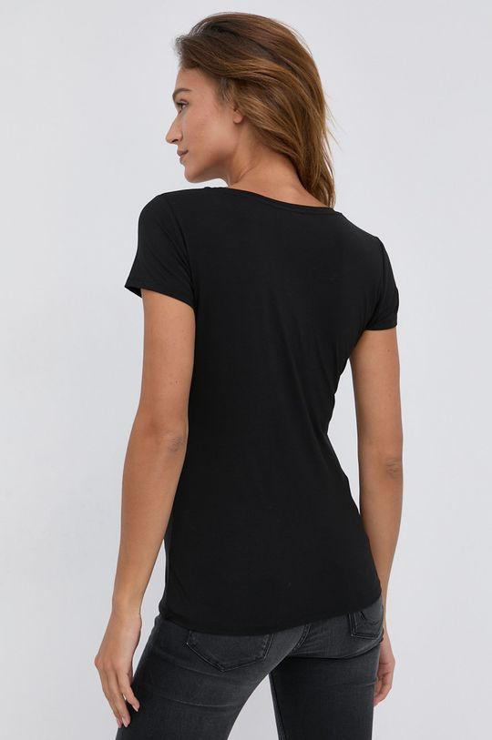 Liu Jo - T-shirt 5 % Elastan, 95 % Wiskoza