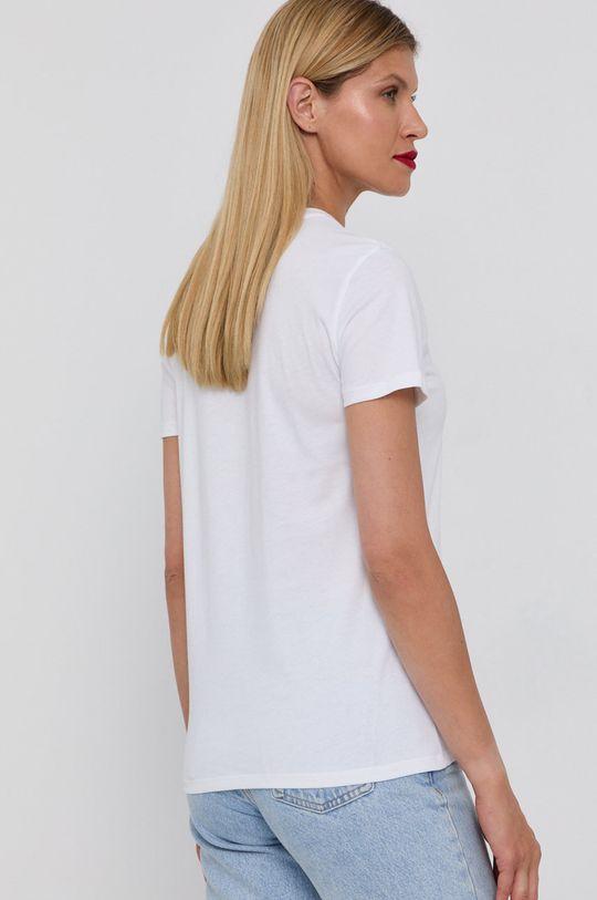 Karl Lagerfeld - Bavlněné tričko  100% Bavlna