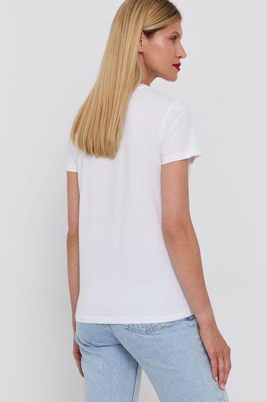 Karl Lagerfeld - T-shirt bawełniany 100 % Bawełna organiczna