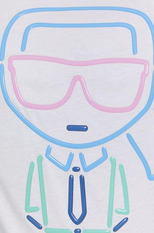 Karl Lagerfeld - T-shirt bawełniany Damski