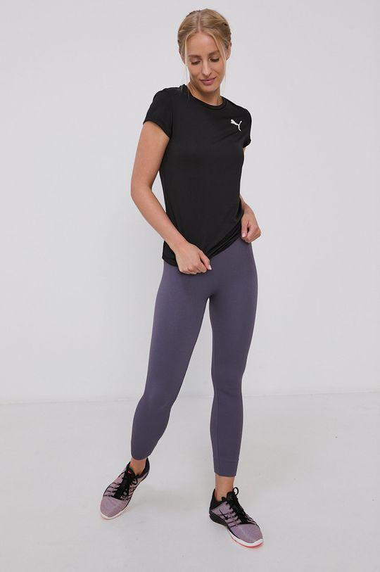 Puma - T-shirt czarny