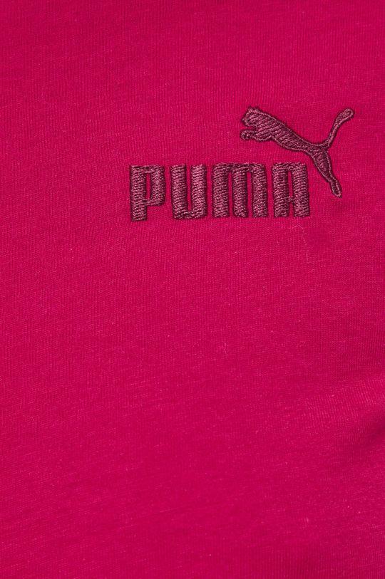 Puma - T-shirt bawełniany Damski