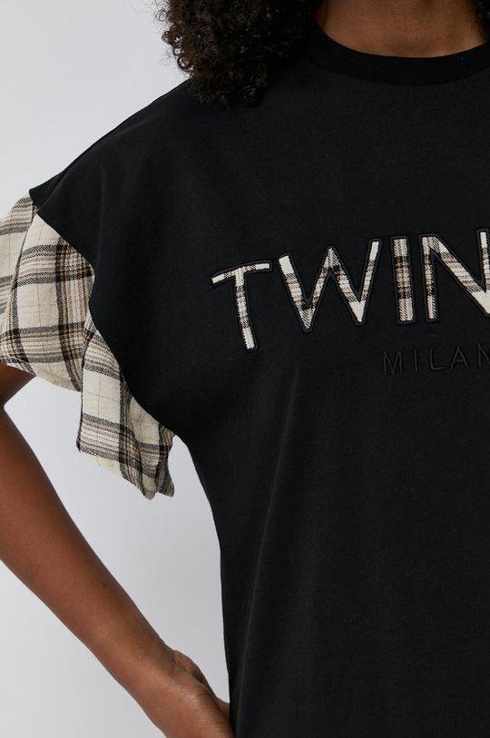 Twinset - Tričko ze směsi vlny Dámský