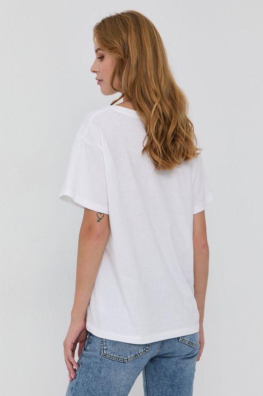 Twinset - T-shirt bawełniany 100 % Bawełna