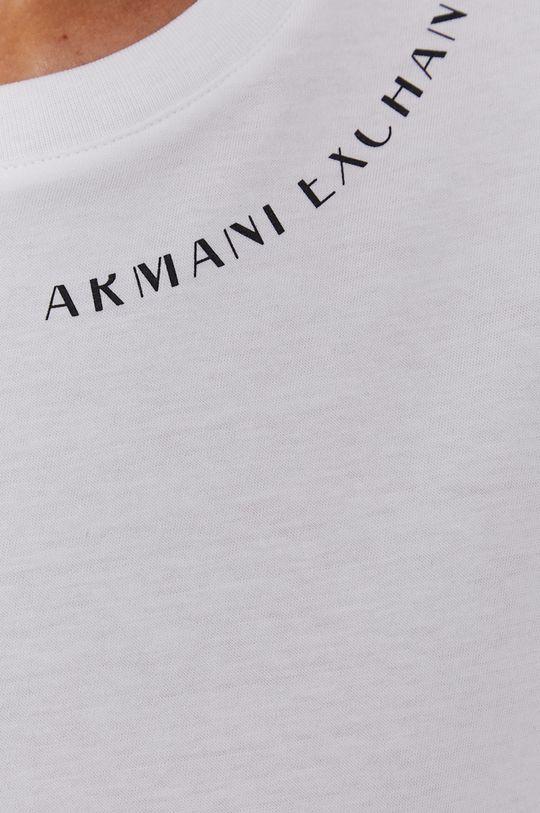 Armani Exchange - Bavlněné tričko Dámský