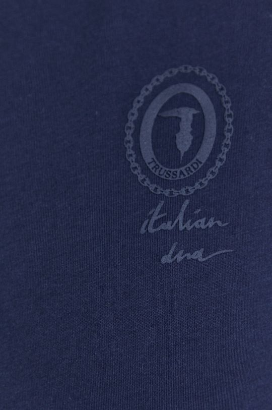 Trussardi - T-shirt bawełniany Damski