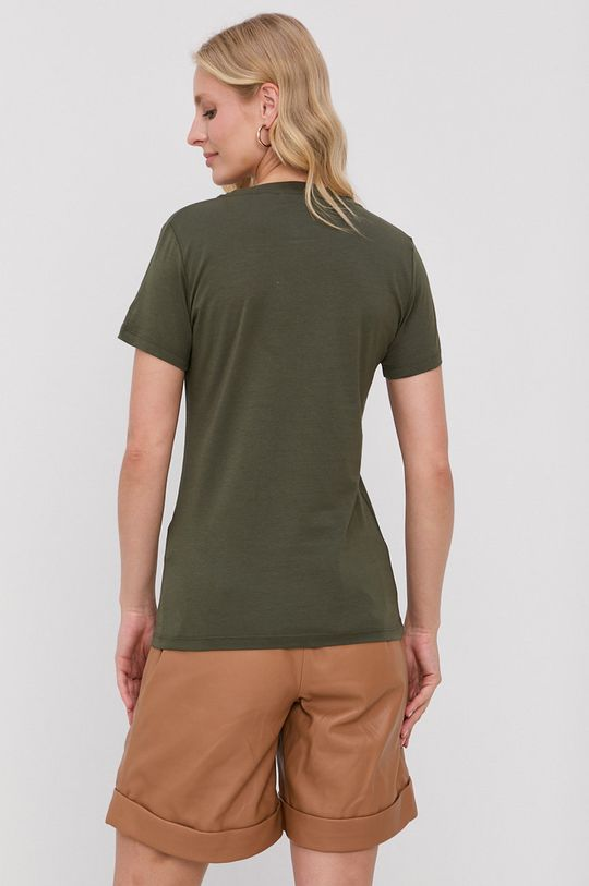 Trussardi - Tričko s dlouhým rukávem  95% Bavlna, 5% Elastan