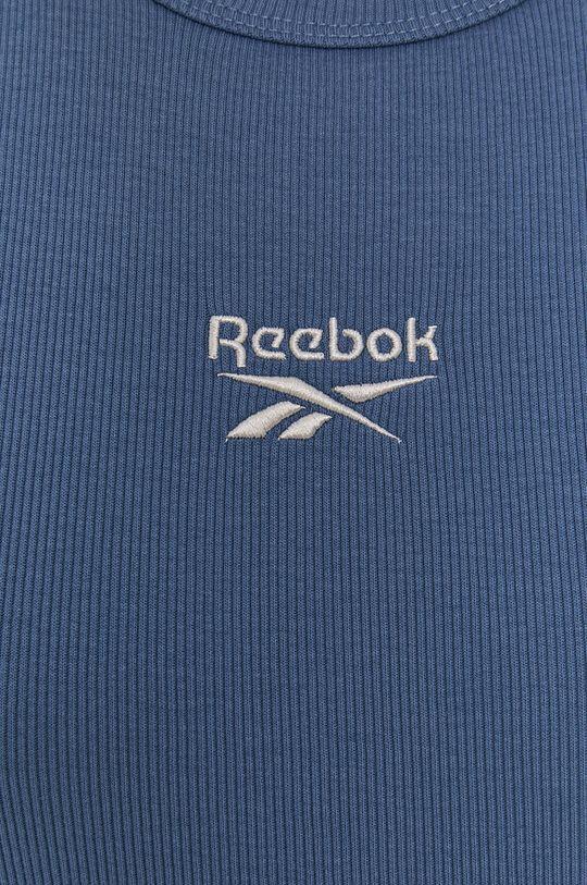 modrá Reebok Classic - Tričko