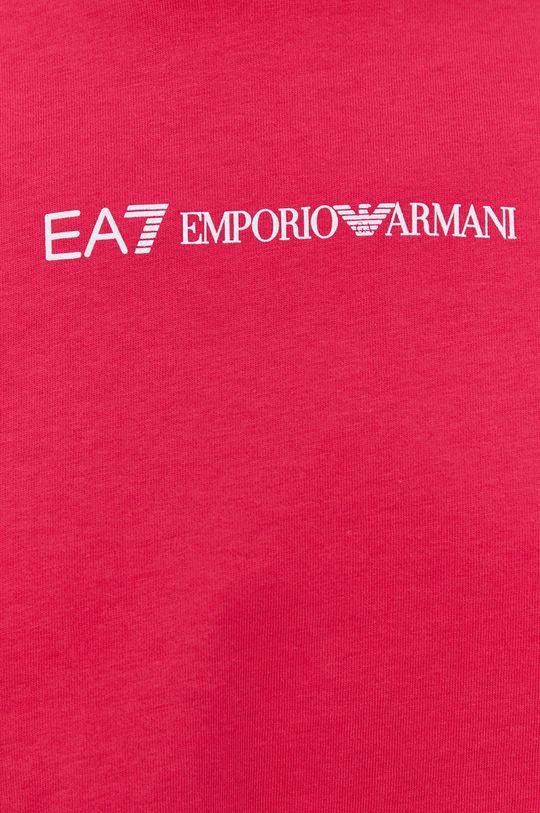 EA7 Emporio Armani - Bavlněné tričko Dámský