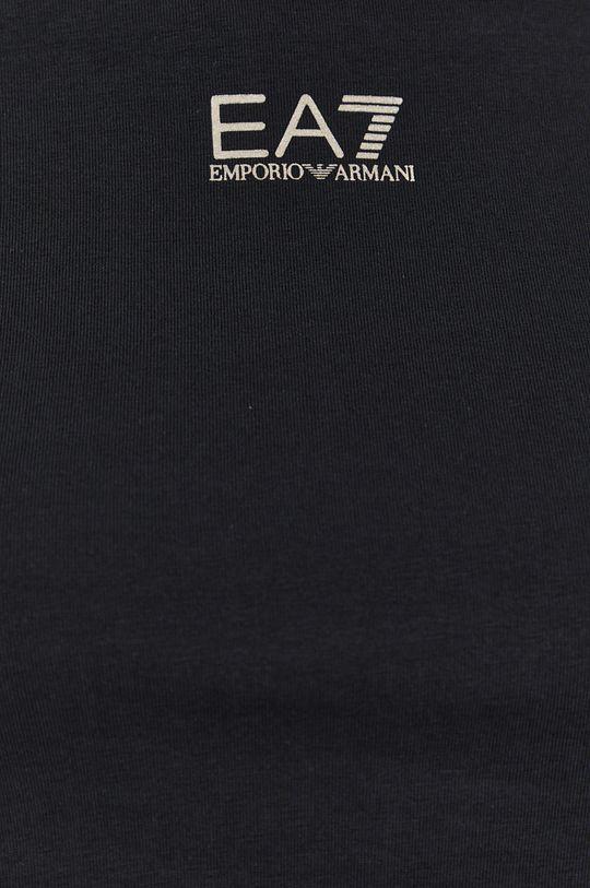 EA7 Emporio Armani - Tričko s dlouhým rukávem